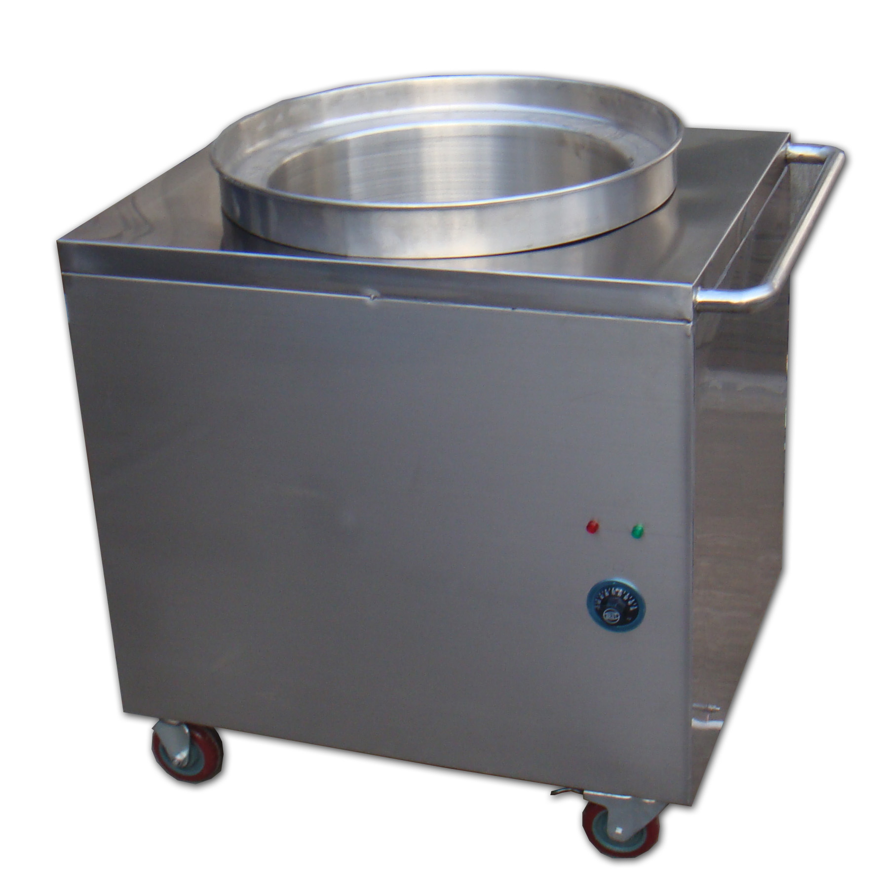 不锈钢汤桶车