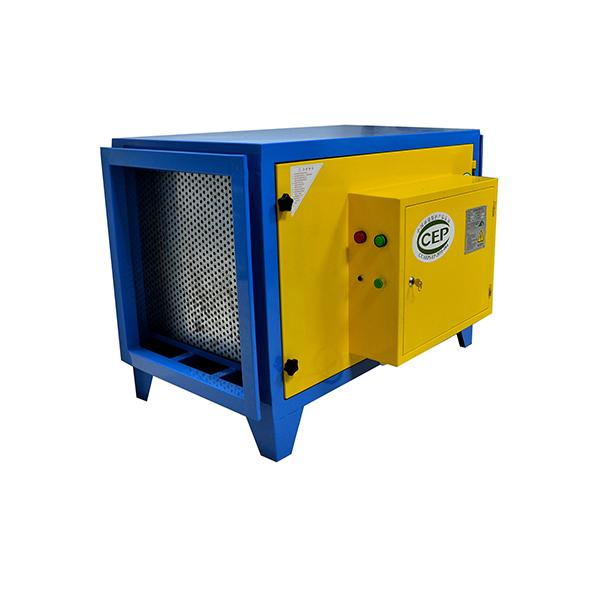 静电低空排放油烟净化器