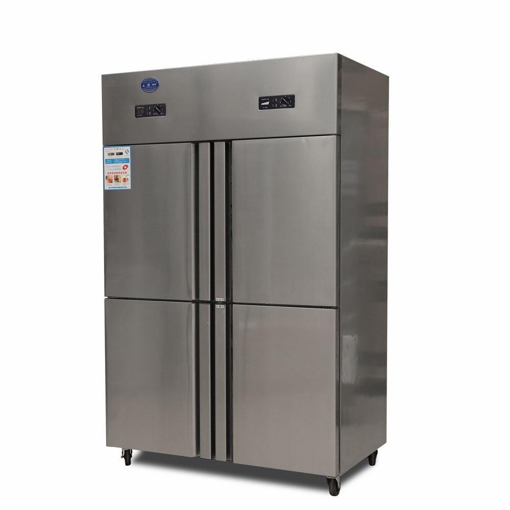四门冰箱工程款立德