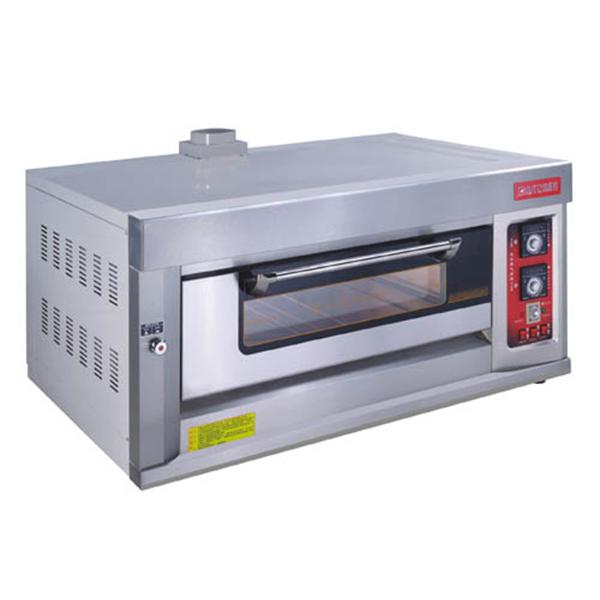 单层两盘电烤箱