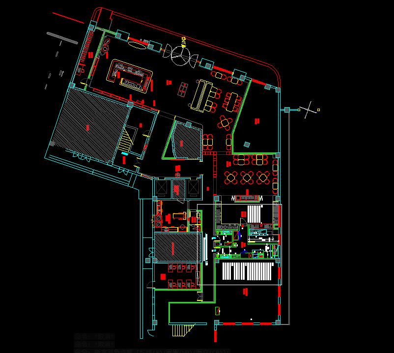 全季酒店(高科西路店)betway必威集团的布局及设计图